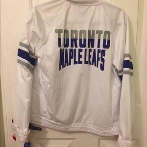 Tops - Toronto Maple Leafs Women's Jacket